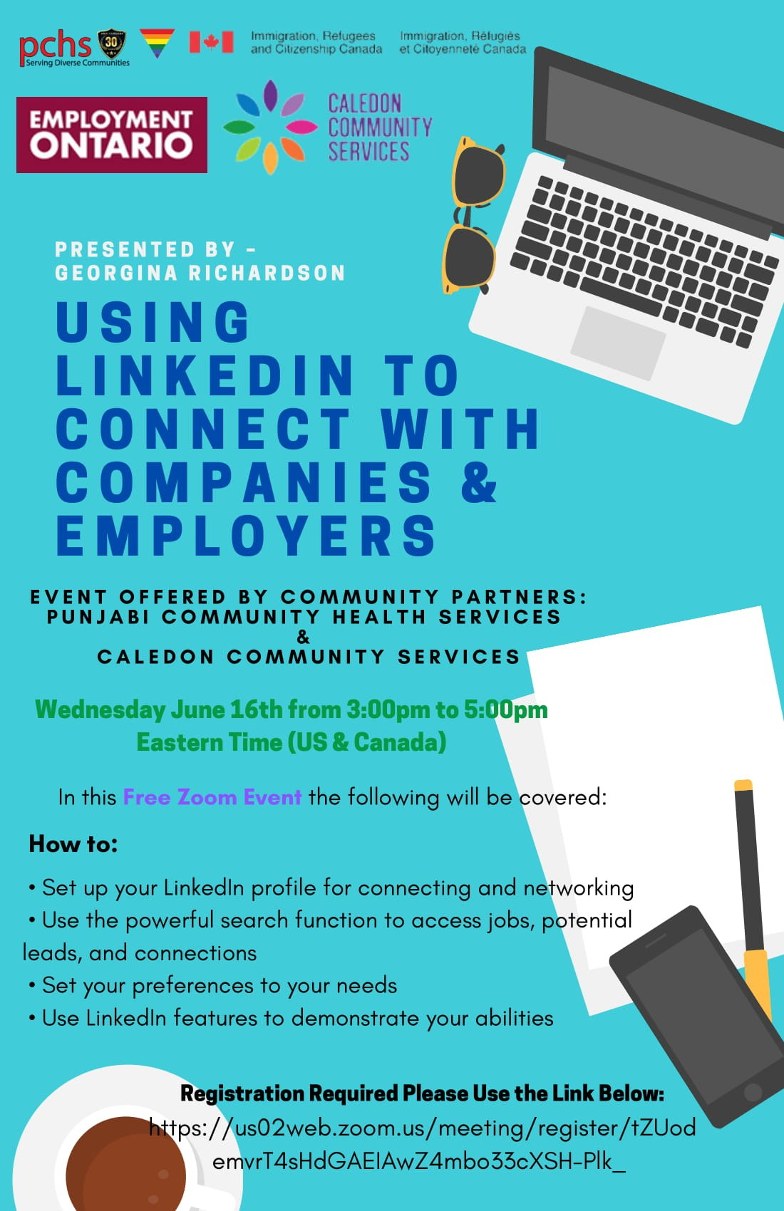 June 16th Linked In