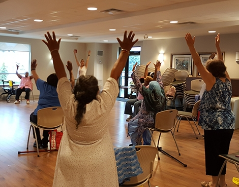 FB Photo Seniors Stretching 2017 08 22